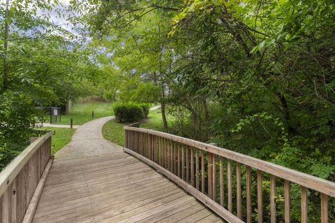 Nature Preserve at Camden Silo Creek Apartments in Ashburn, VA