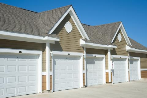 Garages, Boat Parking and Storage Units at Camden South Bay Apartments in Corpus Christi, TX