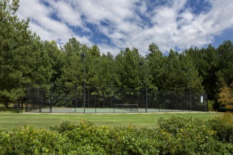 Tennis Court at Camden Stockbridge Apartments in Stockbridge, GA