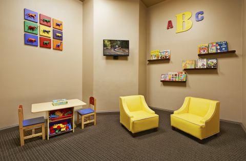 Playroom at Camden Stoneleigh Apartments in Austin, TX
