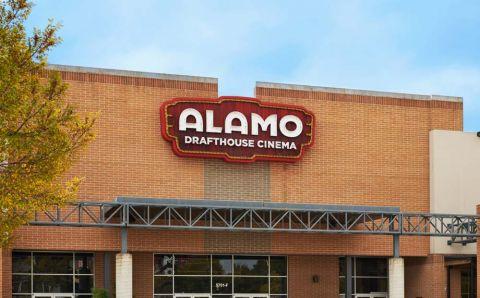 Alamo Drafthouse Cinema near Camden Stoneleigh Apartments in Austin, TX