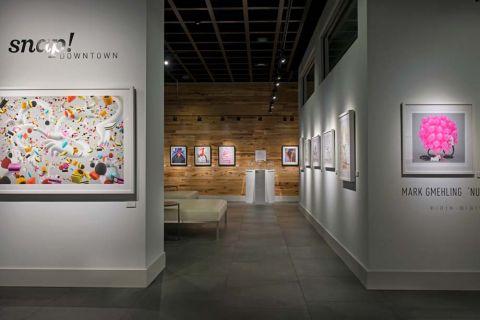 SNAP Gallery Exhibits at Camden Thornton Park Apartments in Orlando, FL