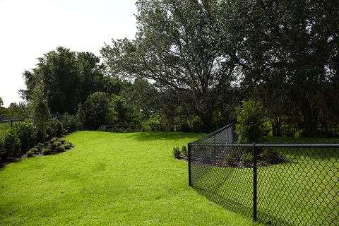 Dog Park for large dogs at Camden Town Square Apartments in Kissimmee, FL