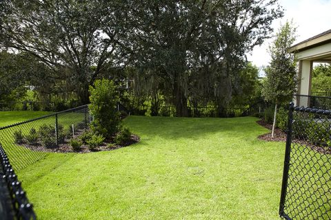 Dog Park for small dogs at Camden Town Square Apartments in Kissimmee, FL