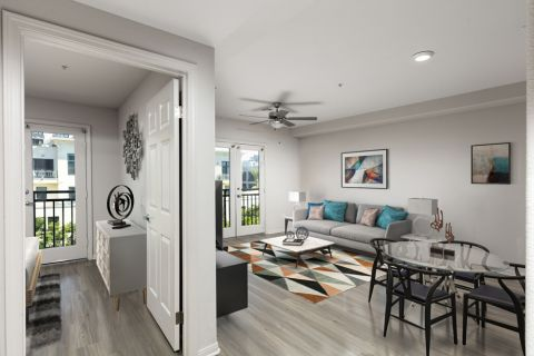 Open Concept Living at Camden Tuscany Apartments in San Diego, CA
