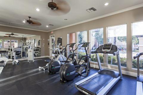 Fitness Center at Camden Vineyards Apartments in Murrieta, CA