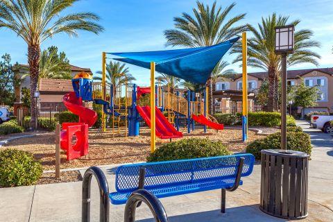 Playground at Camden Vineyards Apartments in Murrieta, CA