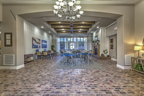 Welcome Center at Camden Vineyards Apartments in Murrieta, CA