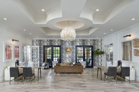 Welcome Center at Camden Visconti Apartments in Brandon, FL