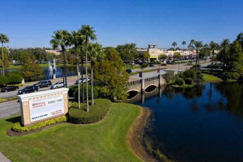Neighborhood near Camden Waterford Lakes Apartments in Orlando Florida