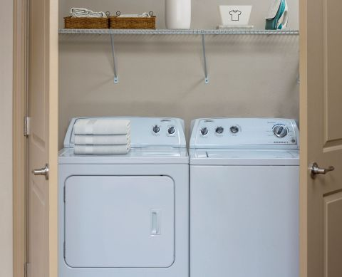 Washer & Dryer at Camden Waterford Lakes Apartments in Orlando, FL