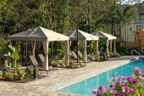 Cabanas at Camden Westchase Park Apartments in Tampa, FL