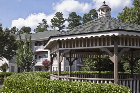 Gazebo at Camden Westwood Apartments in Morrisville, NC
