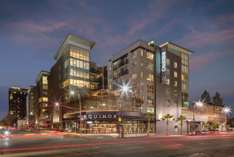 The Camden Apartments in the heart of Hollywood, CA