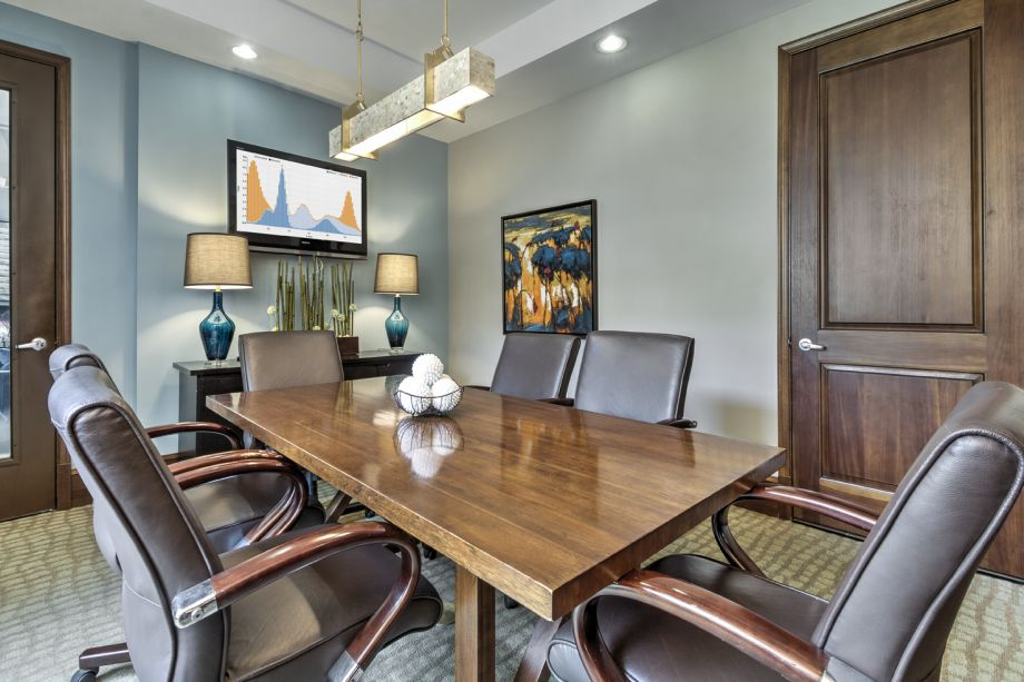 Conference Room at Camden College Park Apartments in College Park, MD
