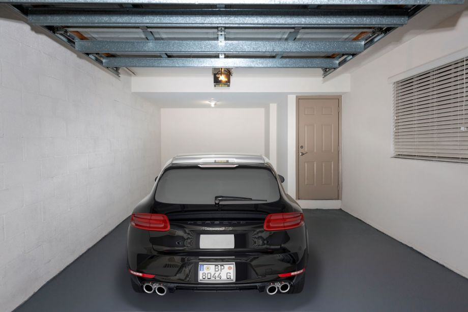 Attached Garage at Camden Doral Apartments in Doral, FL