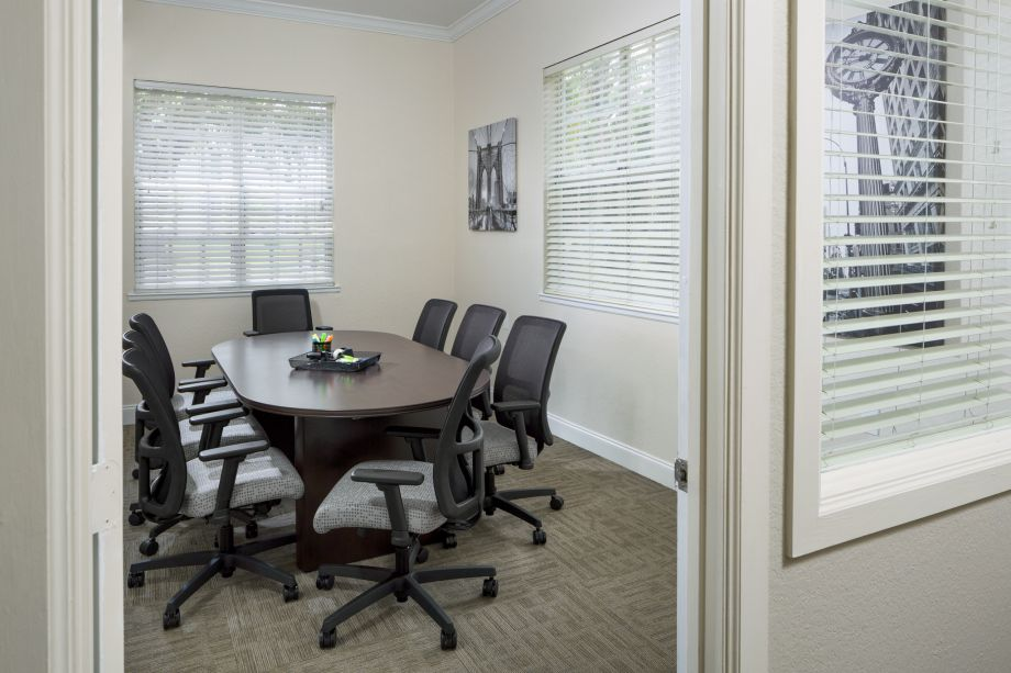Conference Room at Camden Lee Vista Apartments in Orlando, FL
