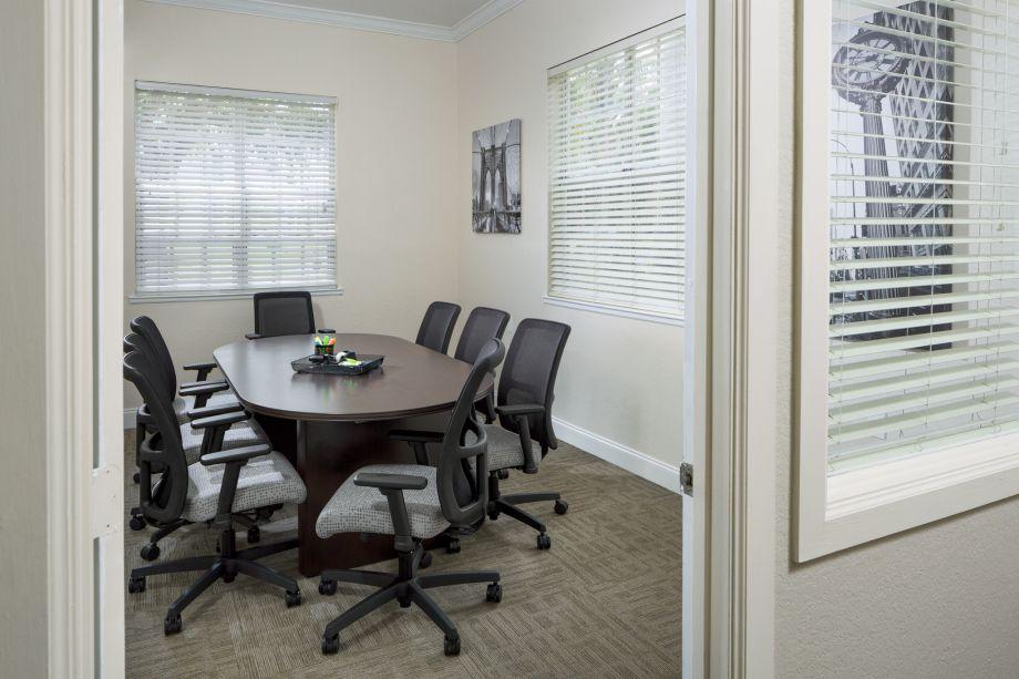 Conference Room at Camden Lee Vista Apartments in Orlando, FL