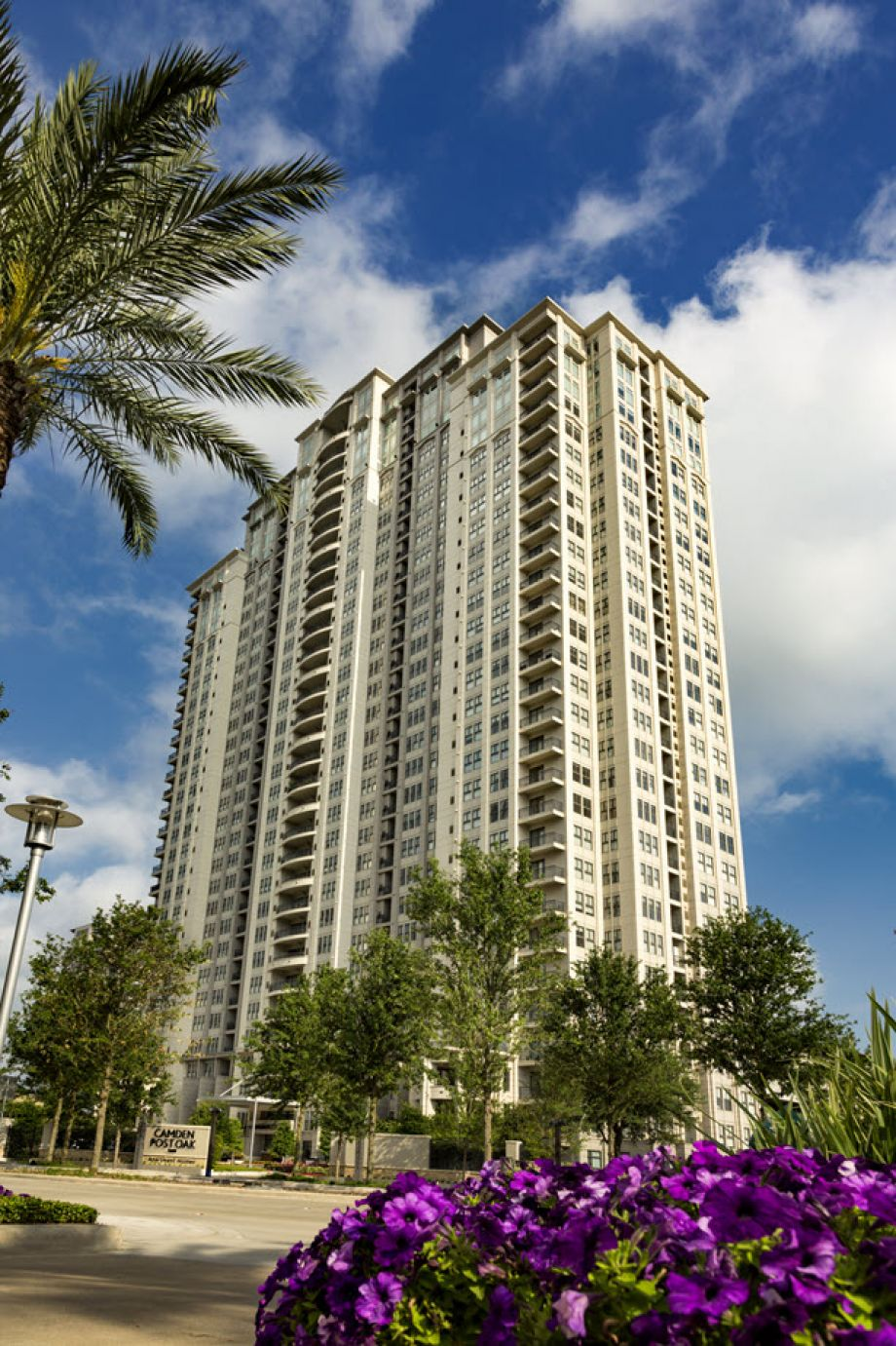High Rise Living at Camden Post Oak Apartments in Houston, TX