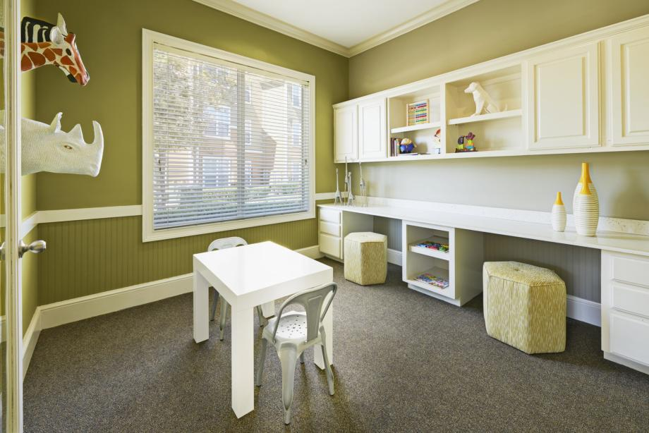 Playroom at Camden South Bay Apartments in Corpus Christi, TX