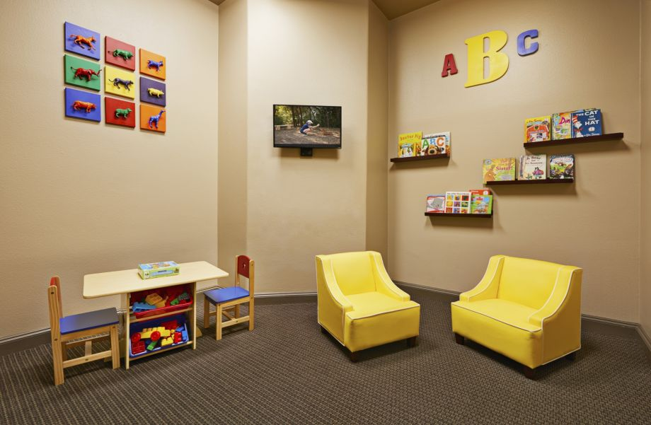 Playroom at Camden Stoneleigh Apartments in Austin, TX