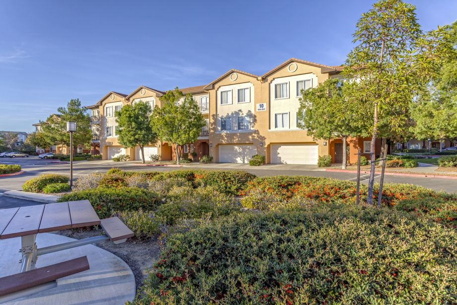 Garages at Camden Vineyards Apartments in Murrieta, CA