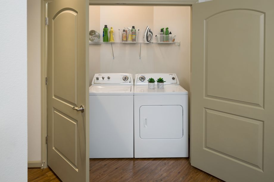Washer and Dryer at Camden Westchase Park Apartments in Tampa, FL