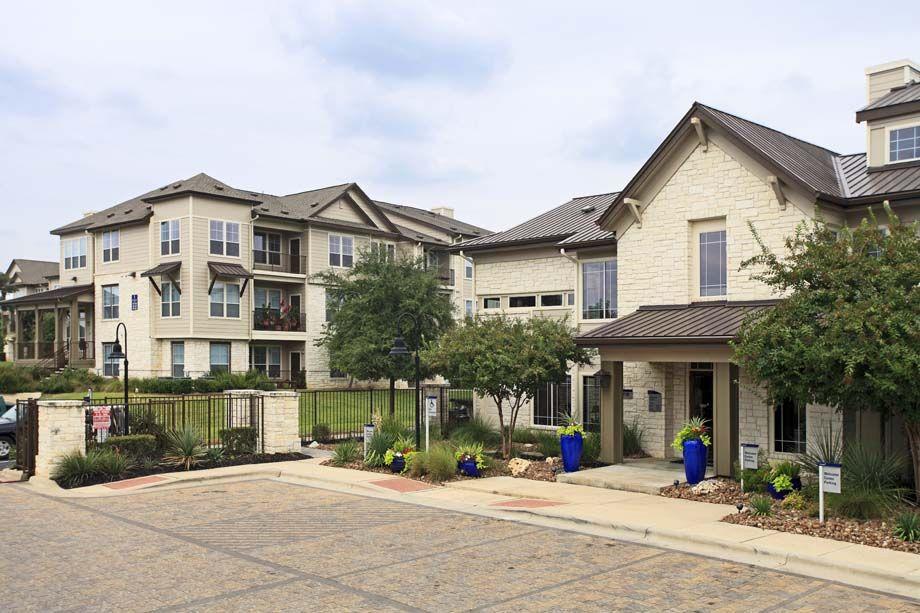Exterior at Camden Cedar Hills apartments in Austin, TX