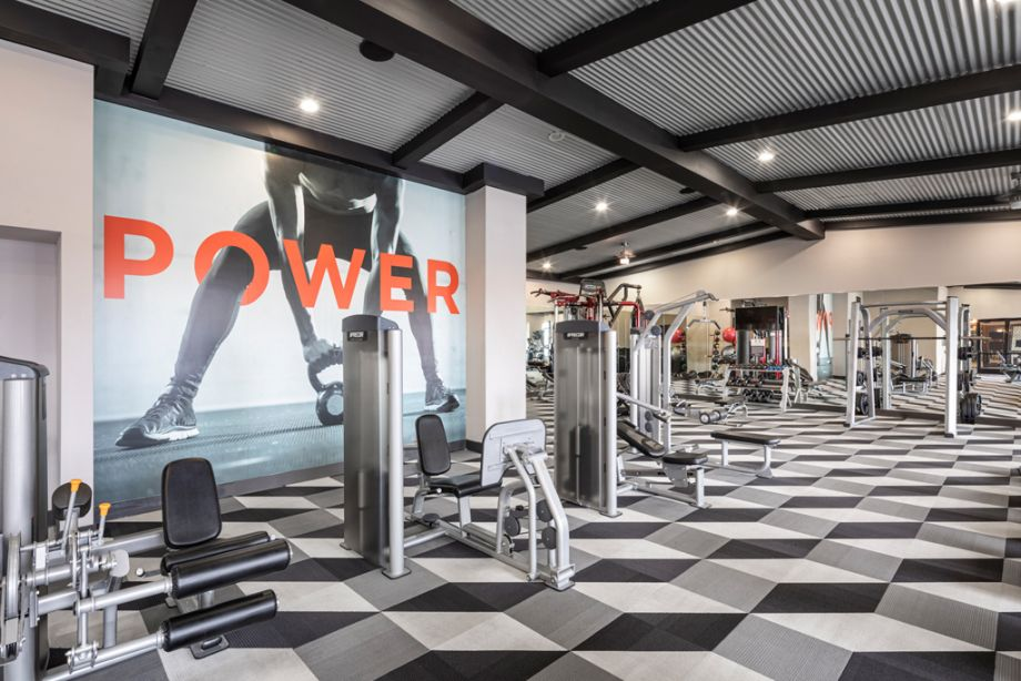 Fitness Center at Camden Old Town Scottsdale Apartments in Scottsdale, Arizona