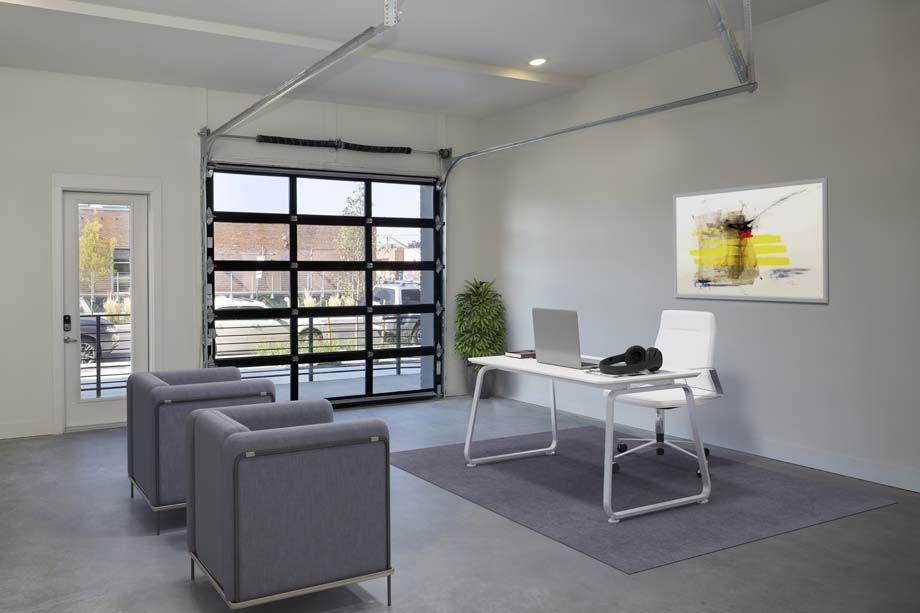 Camden RiNo apartments in Denver, Colorado live work apartment