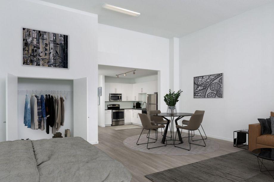 Apartment at Camden Thornton Park apartments in Orlando, FL