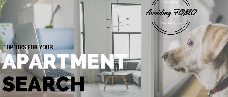 Top Tips for Your Apartment Search: Avoiding FOMO