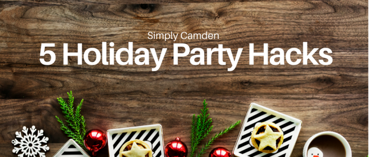5 Holiday Party Hacks