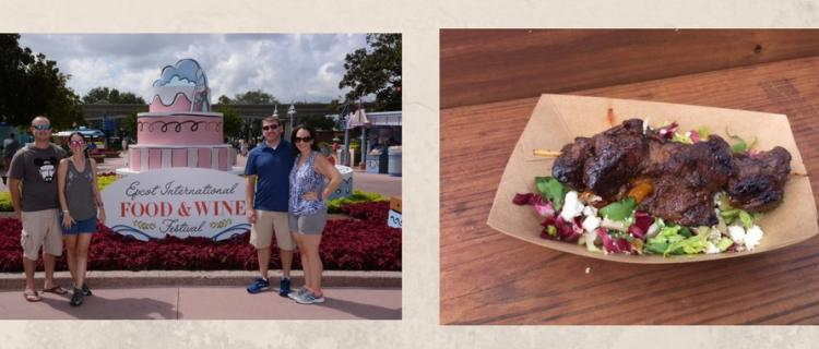 5 Tips for an Awesome Time at Epcot's Food and Wine Festival