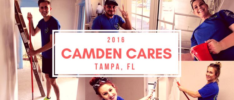 Camden Cares Tampa