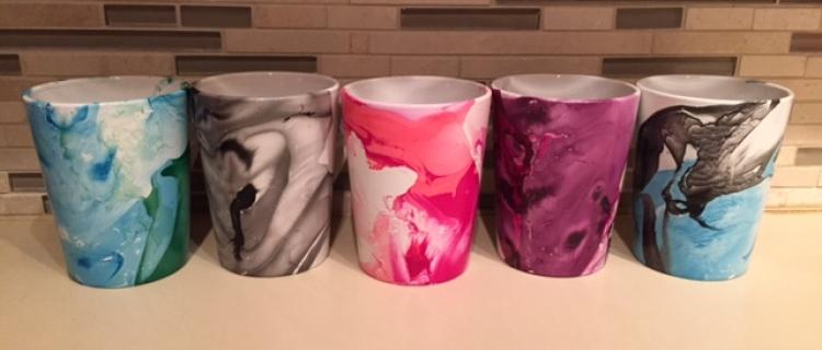 Diy Christmas Gifts Dollar Store Mugs
