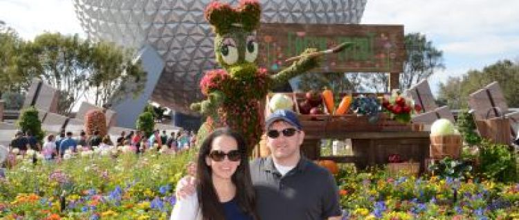 Epcot Flower and Garden Festival at Walt Disney World in Atlanta, GA