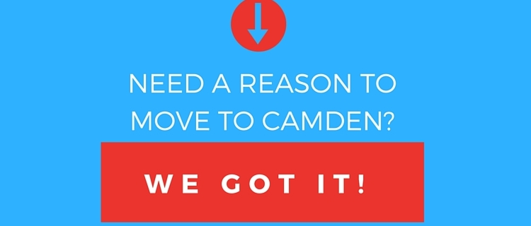 Need a reason to move to camden