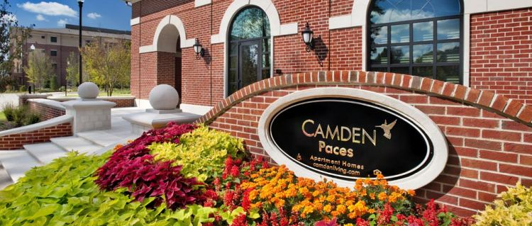 Welcome to camden paces rachel anderson for Camden paces townhomes