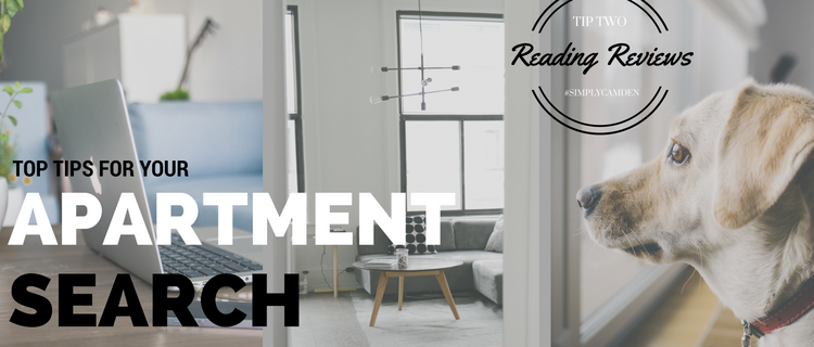 Top Tips for Your Apartment Search: Reading Reviews