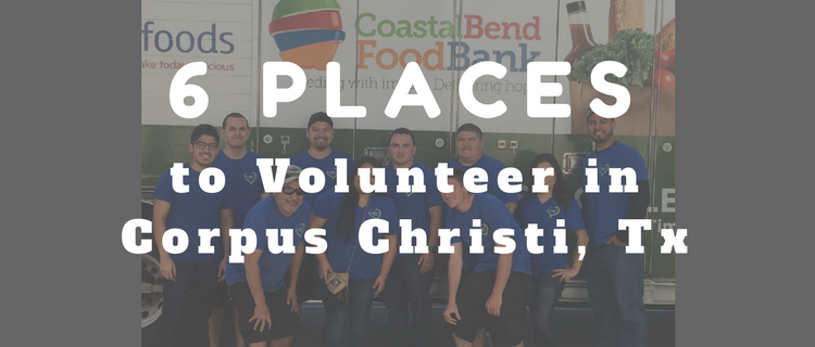 Camden Cares , 6 Places To Volunteer In Corpus Christi, Tx