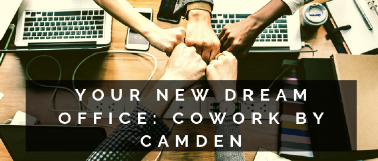 Your New Dream Office: CoWork by Camden
