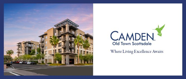 Camden Old Town Scottsdale - Where Living Excellence Awaits!