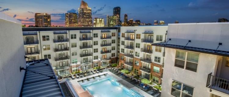 Camden Buckhead Square Apartments in Atlanta, GA