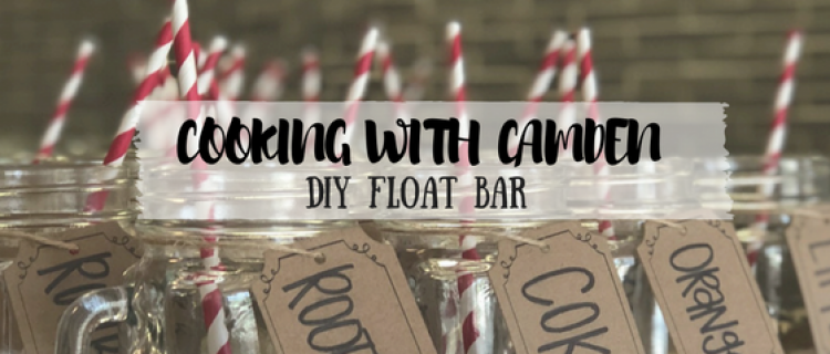 Cooking with Camden DIY Float Bar Apartments resident events party