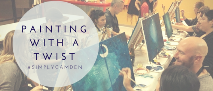 Date Night Painting With A Twist Edition Camdenliving Com Valerie Carter