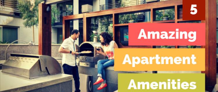5 Amazing Apartment Amenities