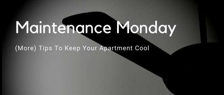 Tips To Keep Your Apartment Cool
