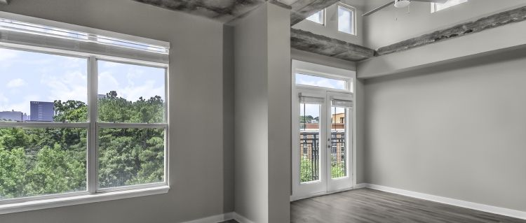 Camden Brookwood ready to lease! Photo by Camden