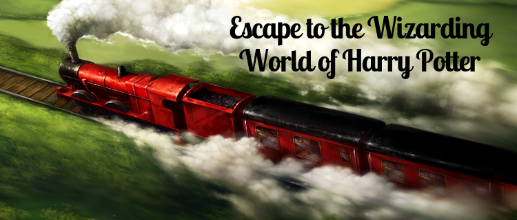 Escape to the Wizarding World of Harry Potter